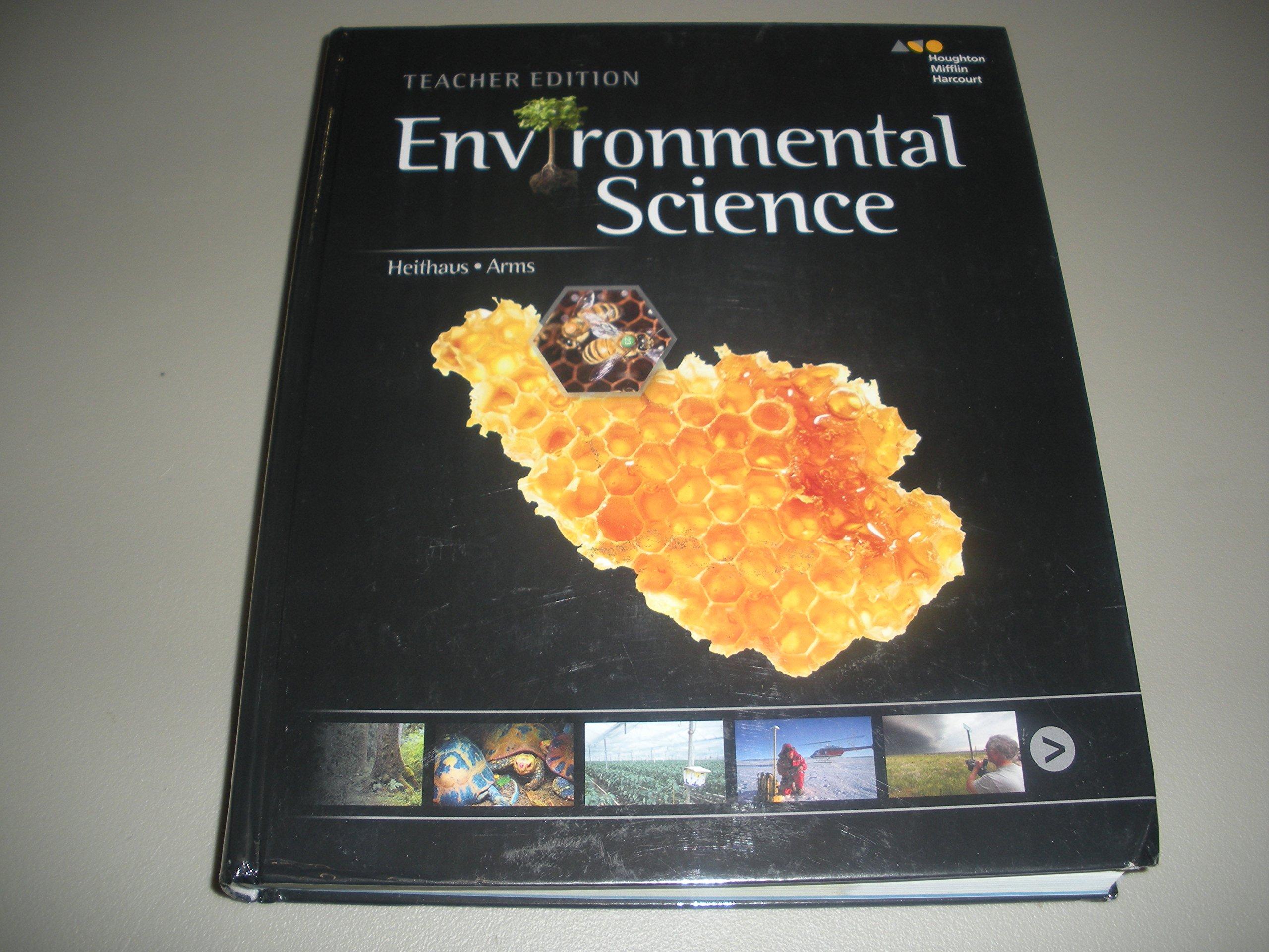 Holt McDougal Environmental Science: Teacher Edition 2013