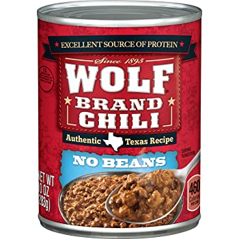 Wolf Brand 10-ounce Canned Chili
