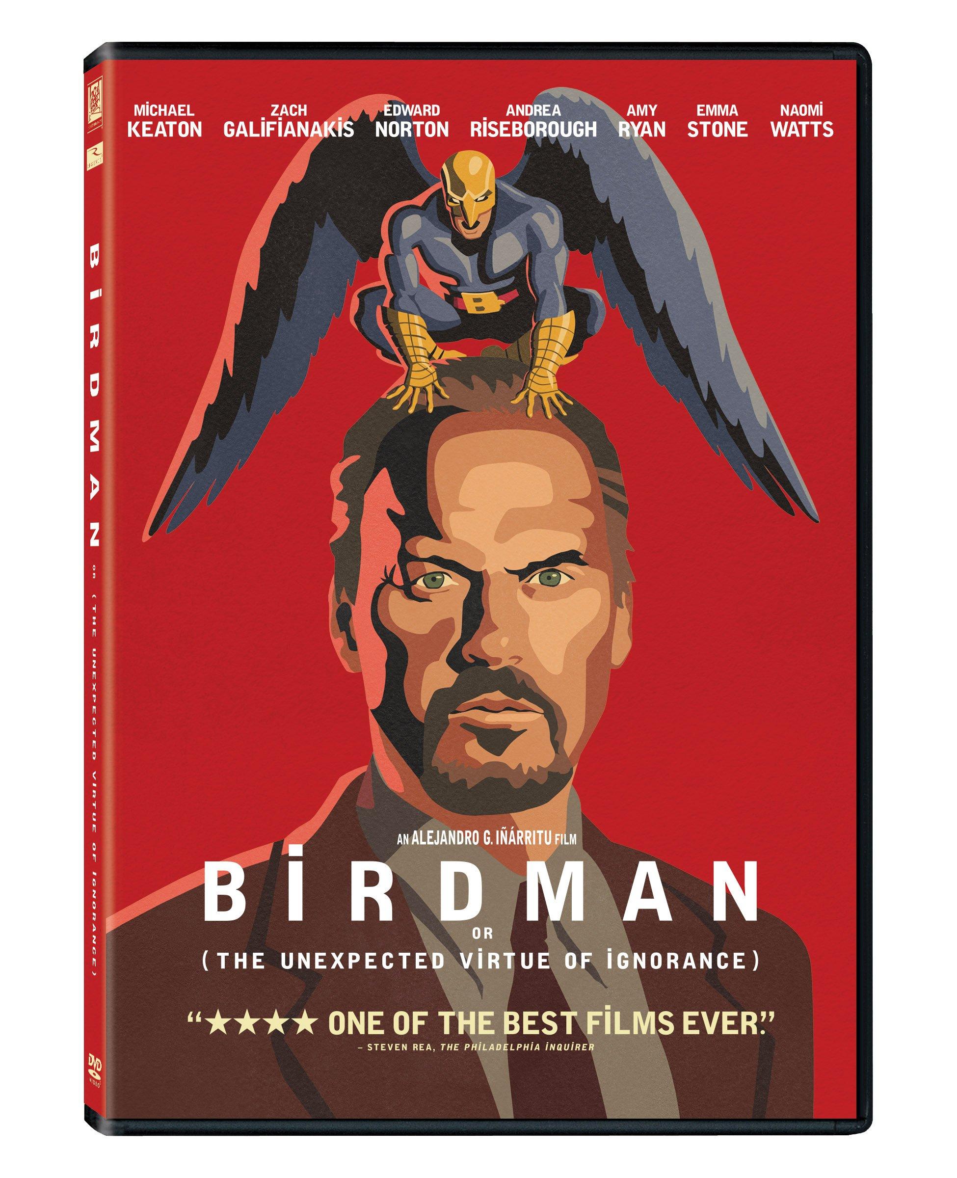 DVD : Birdman (DVD)
