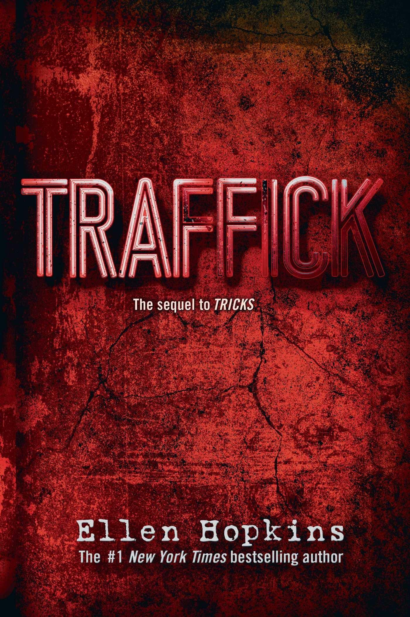 Image result for ellen hopkins traffick book