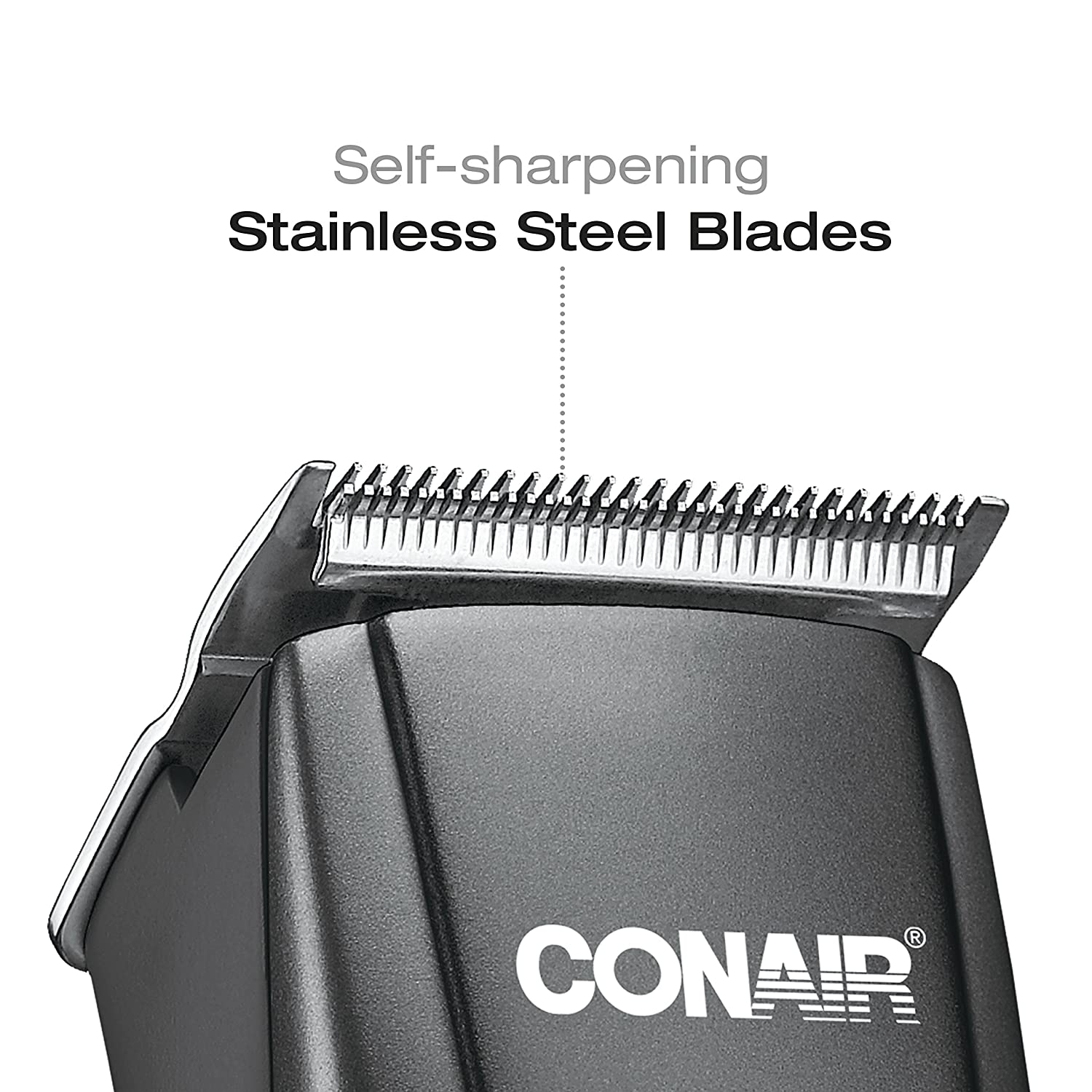 Conair Simple Cut 12-piece Home Haircut Kit : Hair Clippers Trimmers And Groomers : Beauty