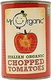 Mr Organic Italian Chopped Tomatoes, 400g