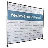 Displayfactory USA Professional Backdrop Banner