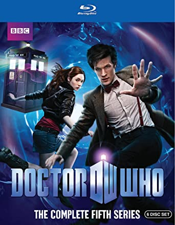 Doctor Who: Complete Fifth Season 6 Blu-Ray Edizione: Stati Uniti Reino Unido Blu-ray: Amazon.es: Smith, Matt, Gillan, Karen, Darvill, Arthur, Smith, Matt, Gillan, Karen: Cine y Series TV