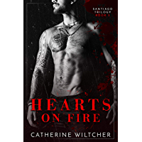 Hearts On Fire (The Santiago Trilogy Book 3) (English Edition)