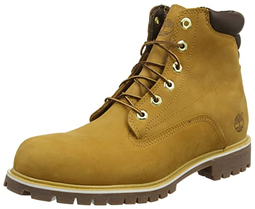 12383f7385 Timberland 6 in Alburn Waterproof Stivali Uomo: Amazon.it: Scarpe e borse