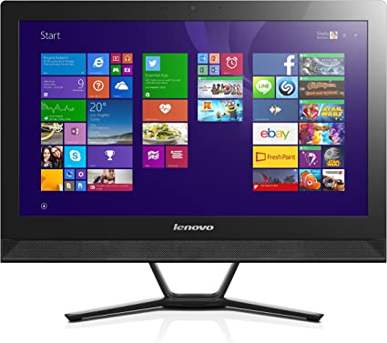 Lenovo C 40-30 - Ordenador de sobremesa All in One: Amazon.es ...