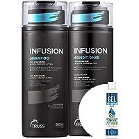Kit Truss Infusion Duo +Eico Álcool em Gel 120g