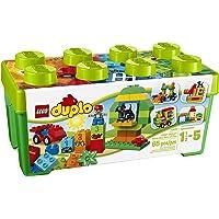 LEGO 乐高  拼插类 玩具  DUPLO 得宝系列 多合一趣味桶 10572 1½-5岁 婴幼