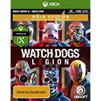 Watch Dogs Legion Gold Edition - Xbox One