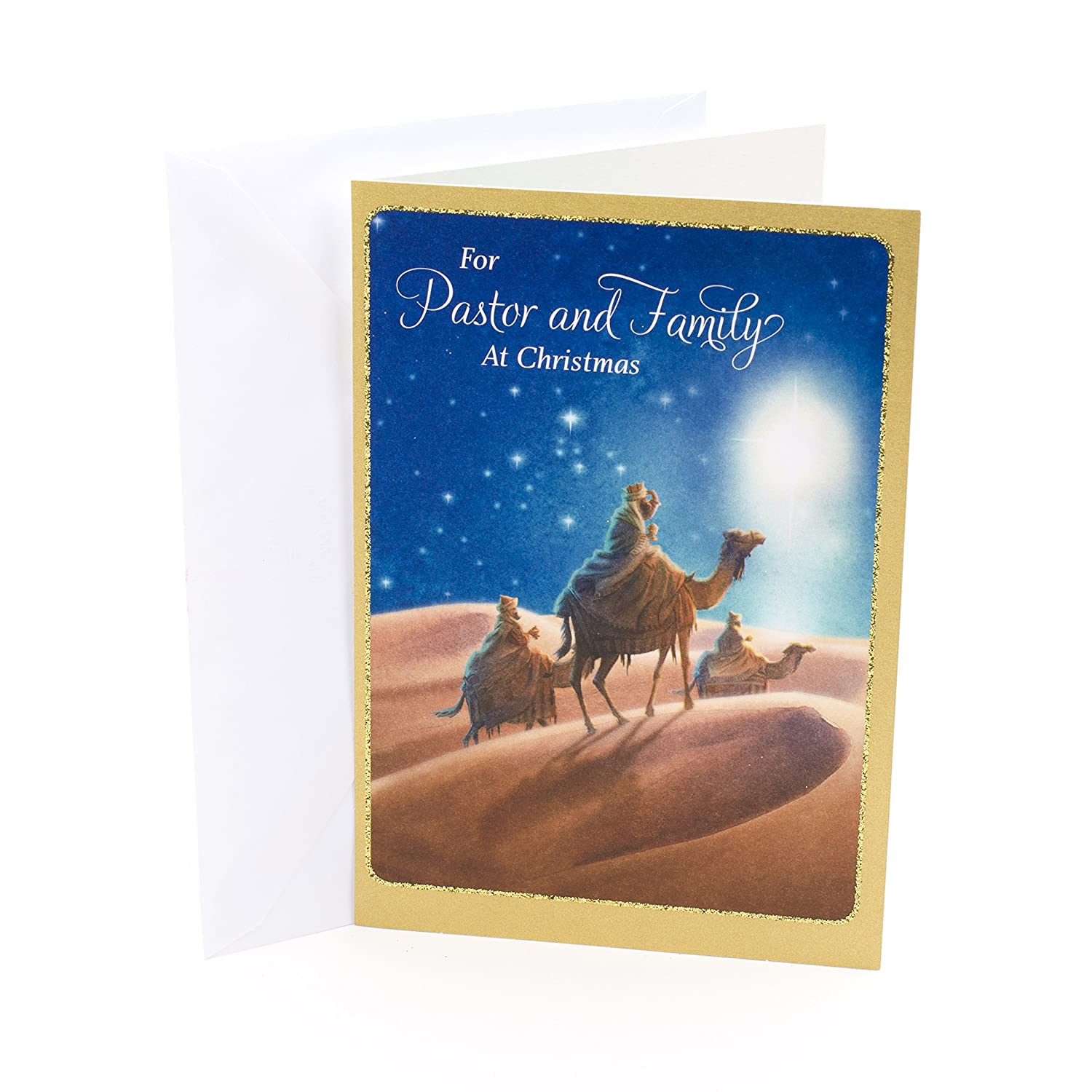 Amazon Dayspring Religious Christmas Greeting Card For Pastor