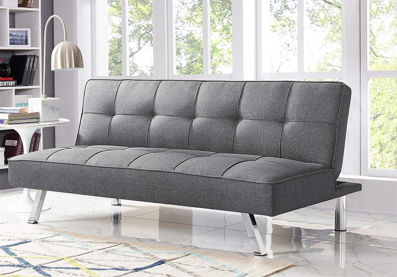Serta RNE-3S-CC-SET Rane Collection Convertible Sofa