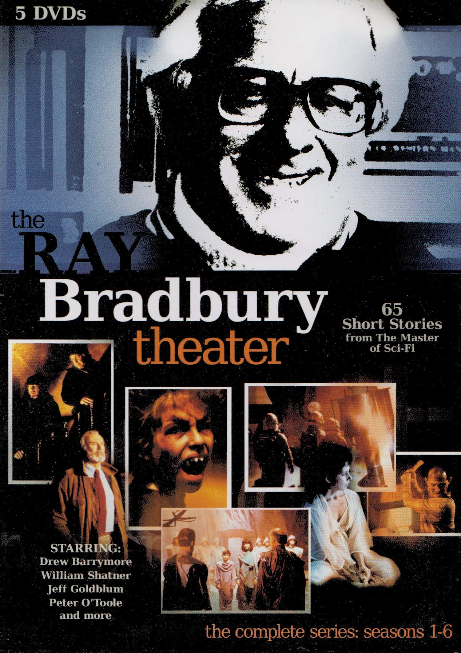 The Ray Bradbury Theater: The Complete Series