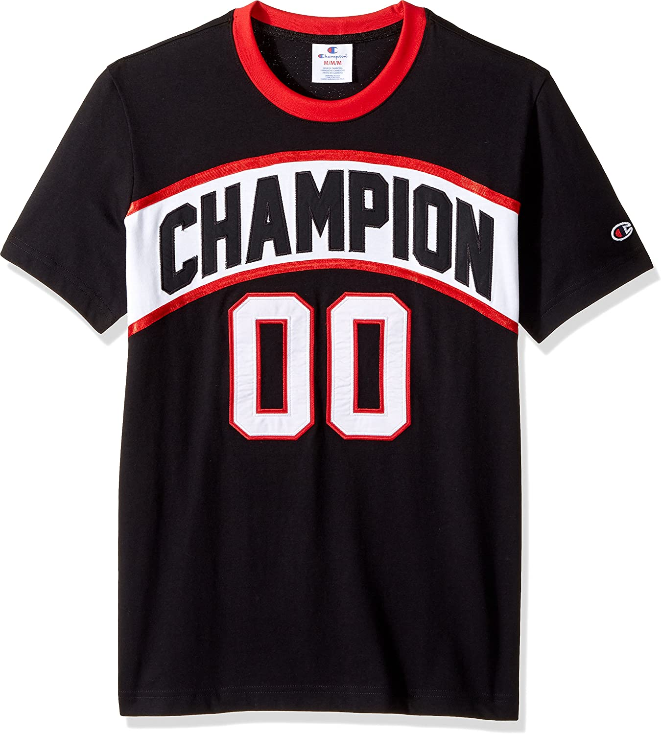 Champion LIFE Mens European Collection Basketball Tee Limited Edition