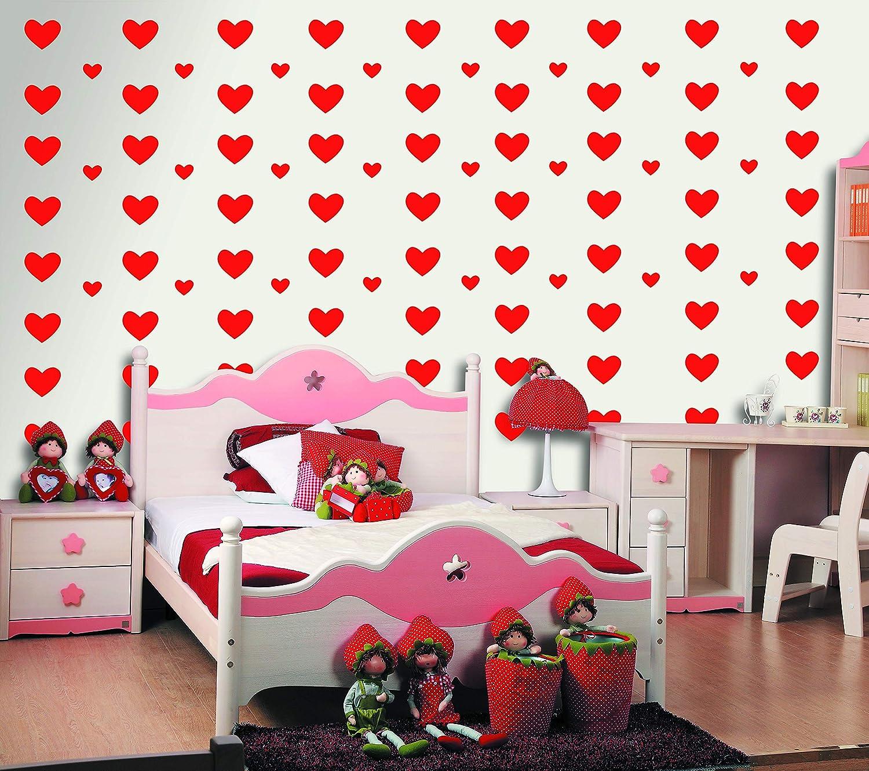 Romantic Wall Sticker Home Decoration Accessories Bedroom Nursery Decoration