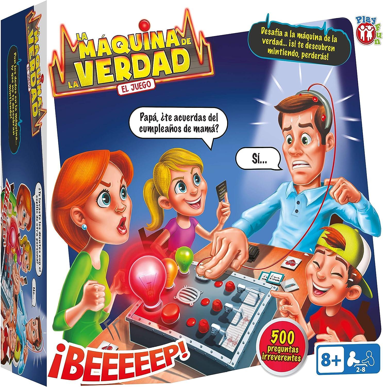 La maquina de la verdad juego de mesa