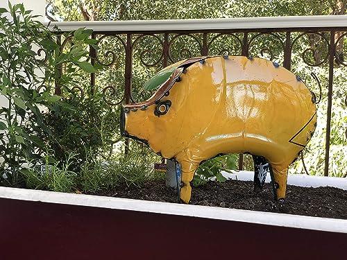 Upcycled Emporium Barnyard Pig
