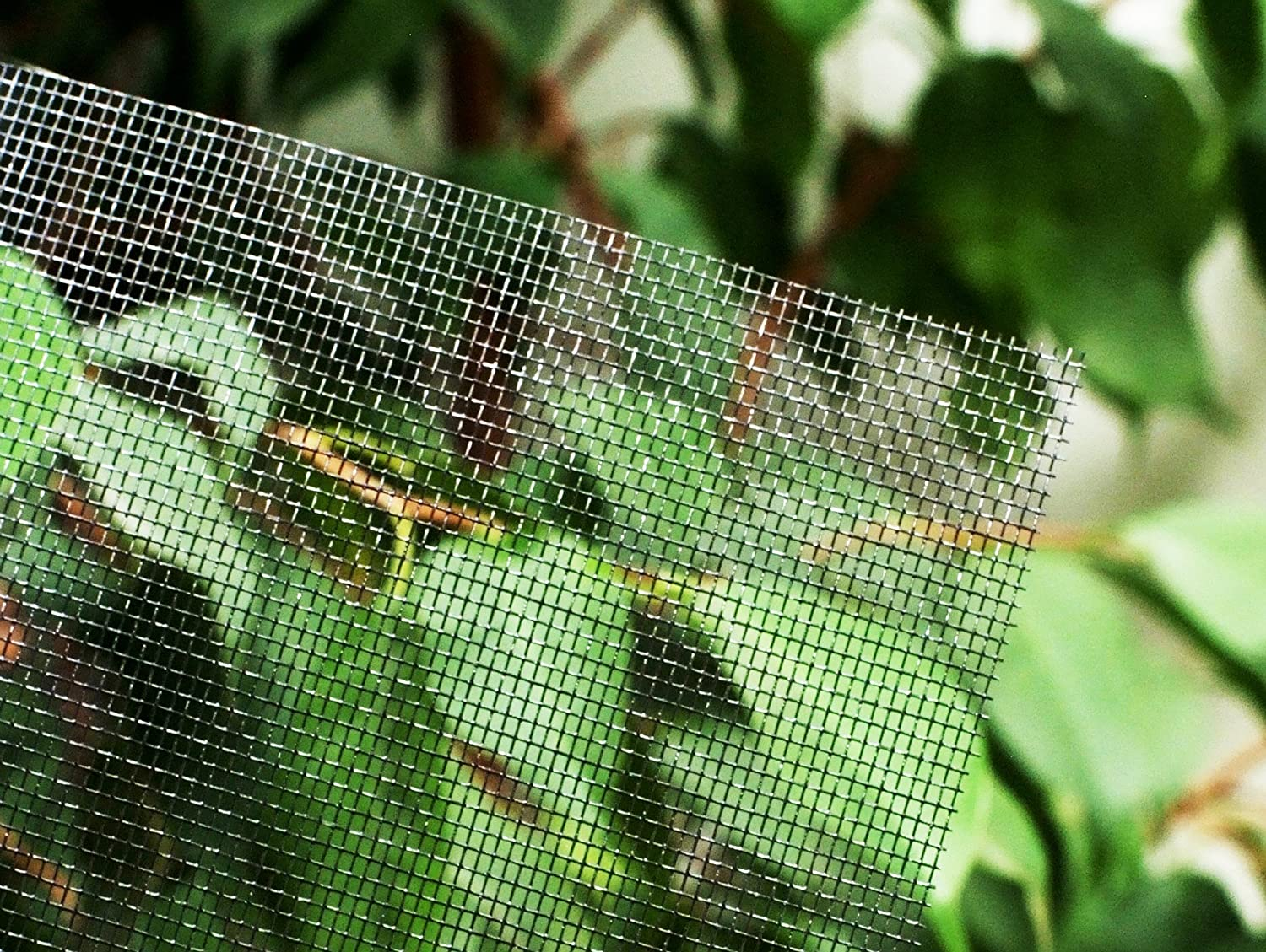 Insect Mesh Charcoal (Black) 1.2mt wide