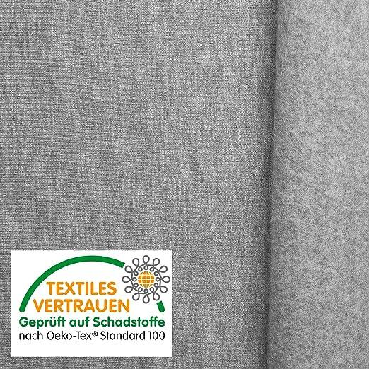 OEKO-TEX® Sweat - Tela de algodón elástica - 9 colores - Por metro ...