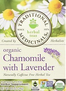 Traditional Medicinals - Manzanilla orgánica con té de ...