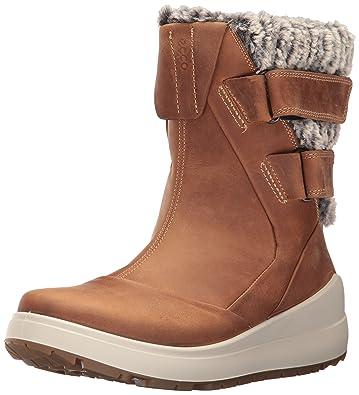 70c4ea6a8657 ECCO Women s Noyce Snow Boot Cashmere 36 EU   5-5.5 US