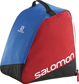 À Brillantbleunoir Ski De Rouge Sac Chaussures Salomon Original De9bE2IYWH