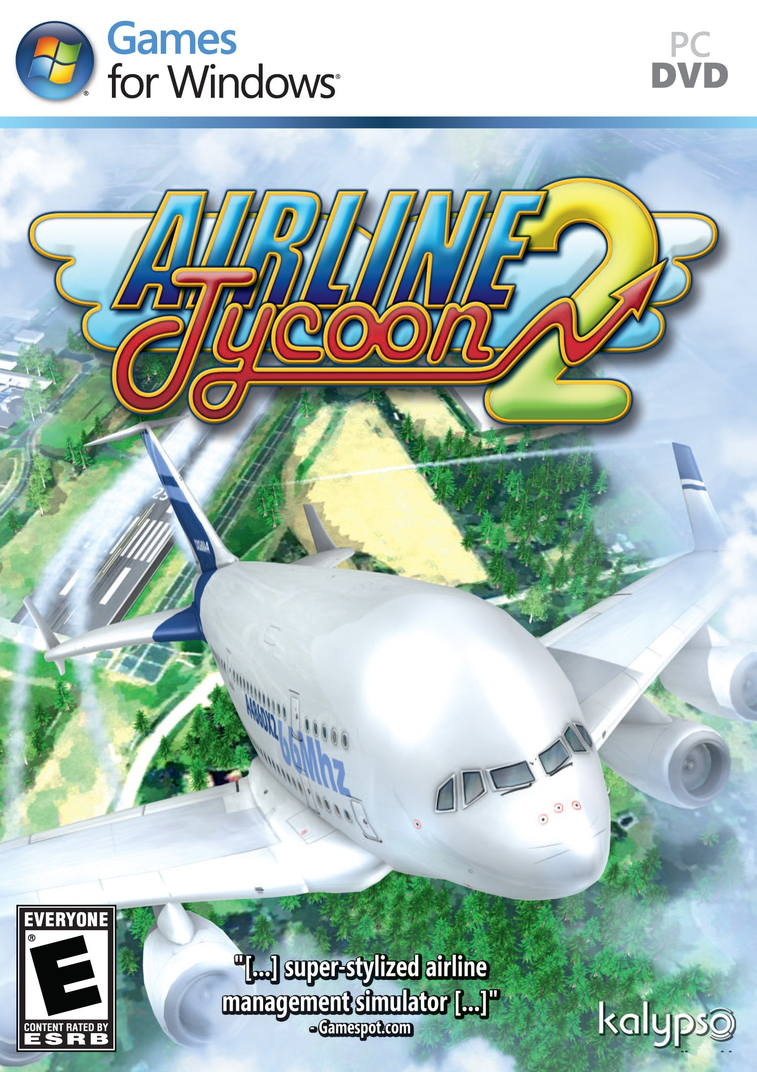 Airline Tycoon 2 - PC (B004JQK29K) Amazon Price History, Amazon Price Tracker