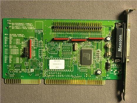 ADAPTEC AVA-1505 SCSI HOST ADAPTER WINDOWS 8 DRIVER
