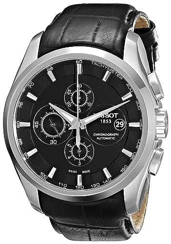 nouveau concept 5da8e bdc1b Tissot Couturier Chronograph Automatic T0356271605100 Gents Watch