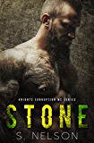 Stone (Knights Corruption MC Series Book 2) (English Edition)