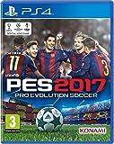 Konami Pro Evolution Soccer Pes 2017 For Playstation 4