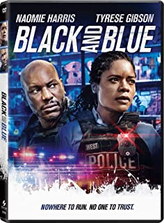 Book Cover: Black and Blue