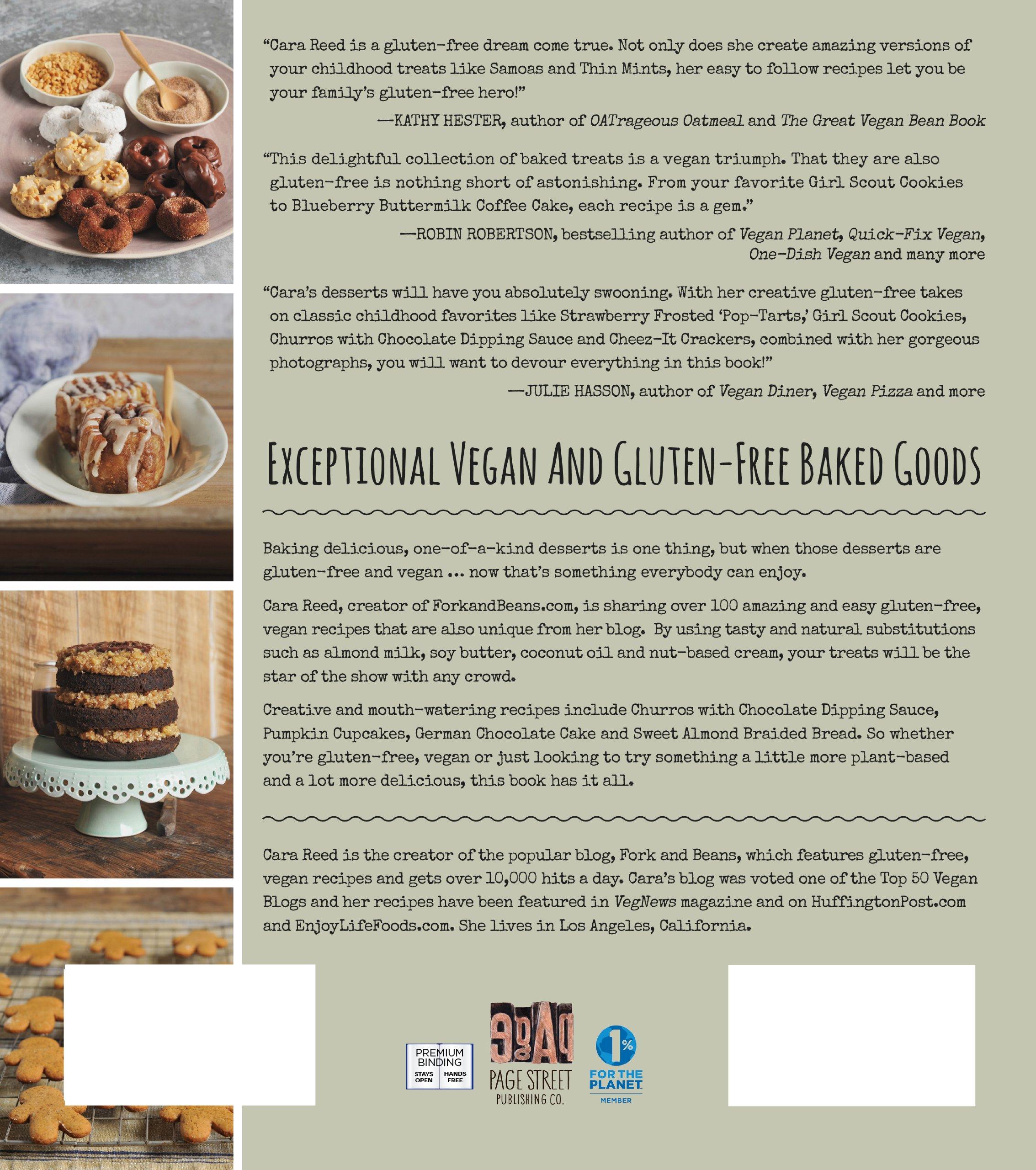 Decadent Gluten-Free Vegan Baking: Delicious, Gluten-, Egg- and ...