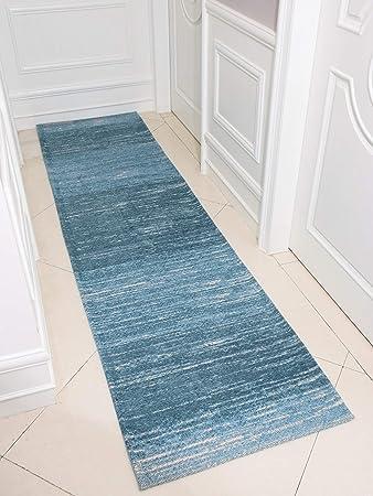 Amazon Com Indoor Bedroom Kitchen Hallway Runner Rugs Non Slip