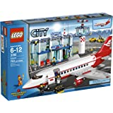 レゴ(LEGO) シティ エアポート 飛行機&空港セット City Airport 3182 並行輸入品