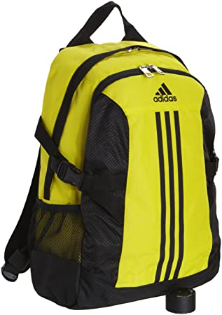 adidas BP Power 2 Backpack YELLOW Size  NS  Amazon.co.uk  Shoes   Bags c7f52b12c7694