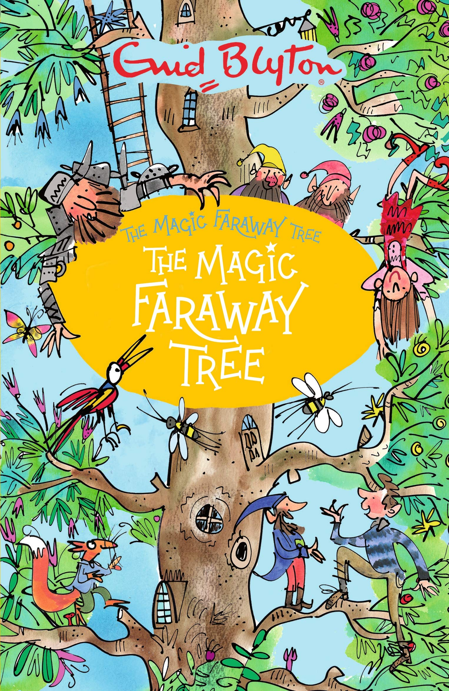 Buy The Magic Faraway Tree (The Magic Faraway Tree) Book Online at Low  Prices in India   The Magic Faraway Tree (The Magic Faraway Tree) Reviews &  Ratings - Amazon.in