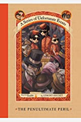 A Series of Unfortunate Events #12: The Penultimate Peril: Art Too Awful to Show Kindle Edition