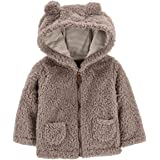 Carter's Baby Girls' Sherpa Jacket (Baby)