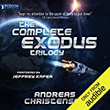 The Complete Exodus Trilogy: Books 1-3