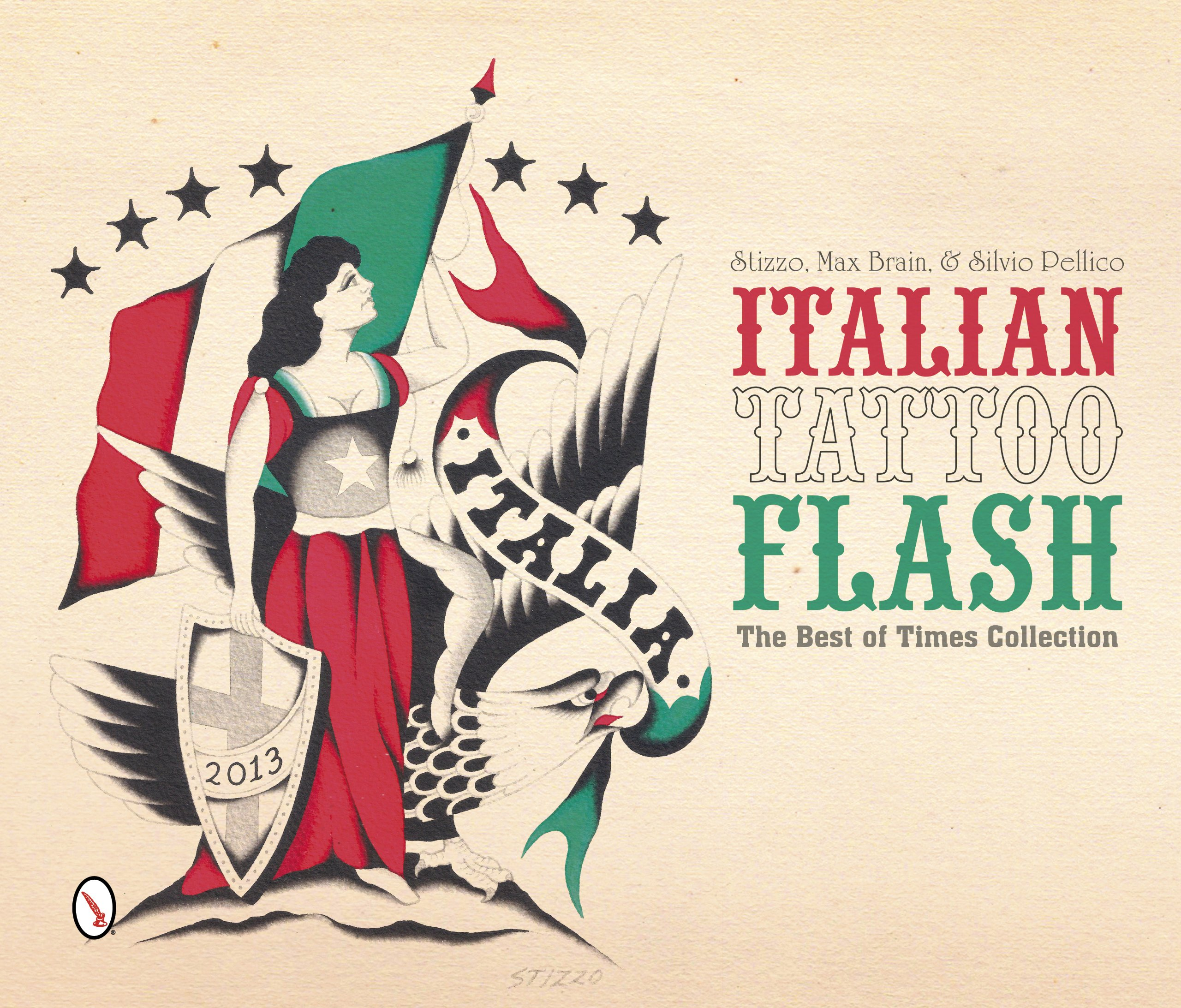 Italian Tattoo Flash: The Best of Times Collection: Stefano Boetti ...