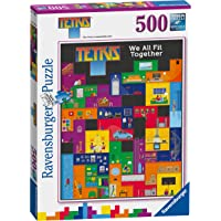 Ravensburger 15002 Tetris-We All fit Together 500pc Jigsaw Puzzle,