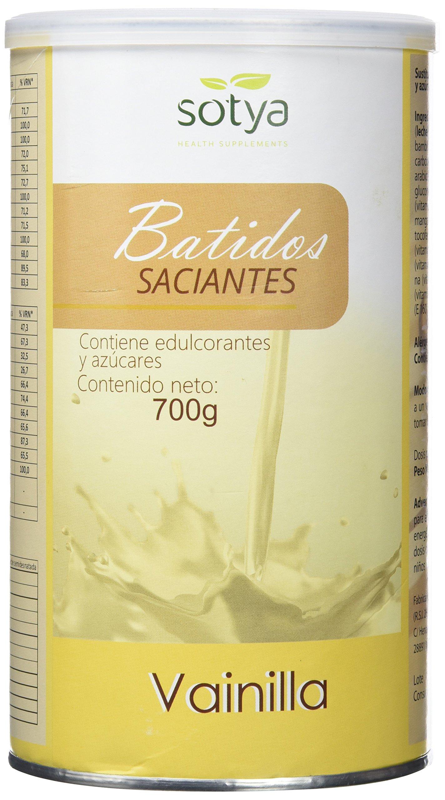 SOTYA Batido Sabor Vainilla 700 gr product image