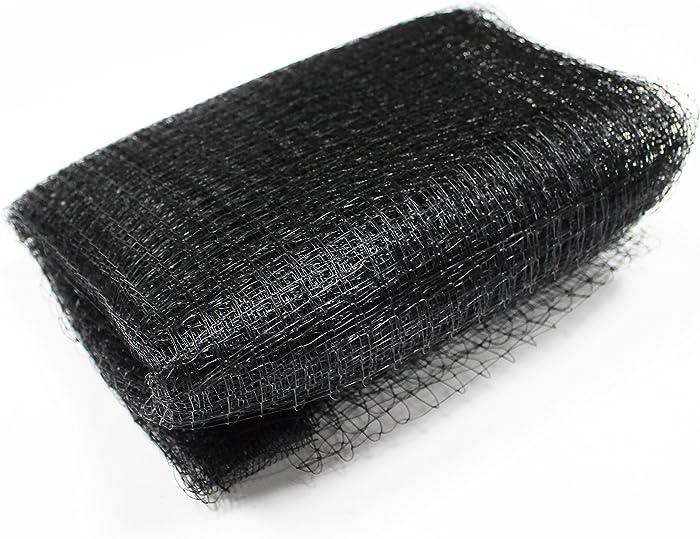 PHYEX Heavy Duty Anti Bird Protection Netting, Bird Netting Mesh, Plastic Bird net, Deer Fence 6.8feet x 32feet