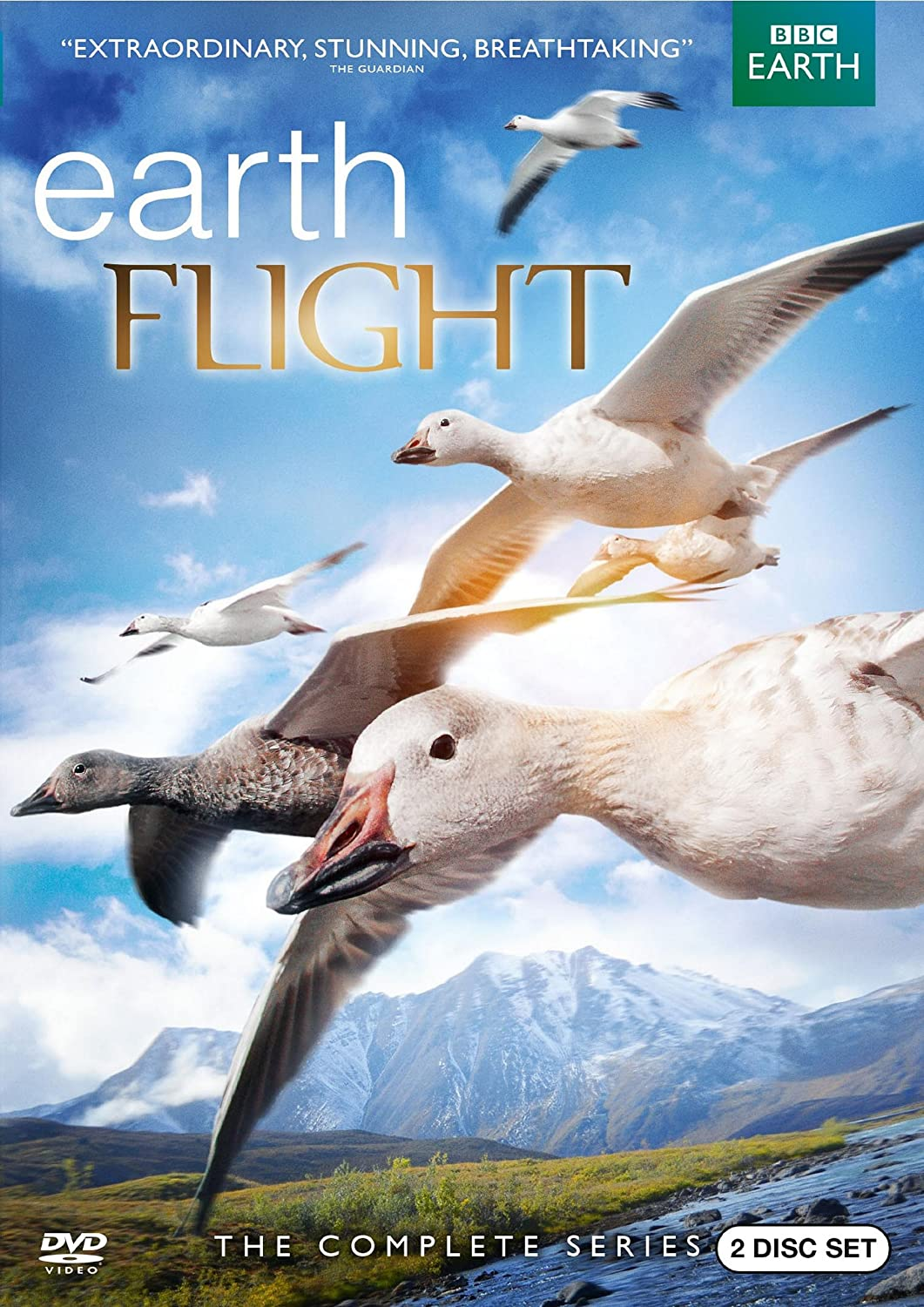 Amazon.com: Earthflight: The Complete Series: David Tennant, Various: Movies & TV