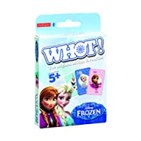 Frozen WHOT! Travel Tuckbox Card Game