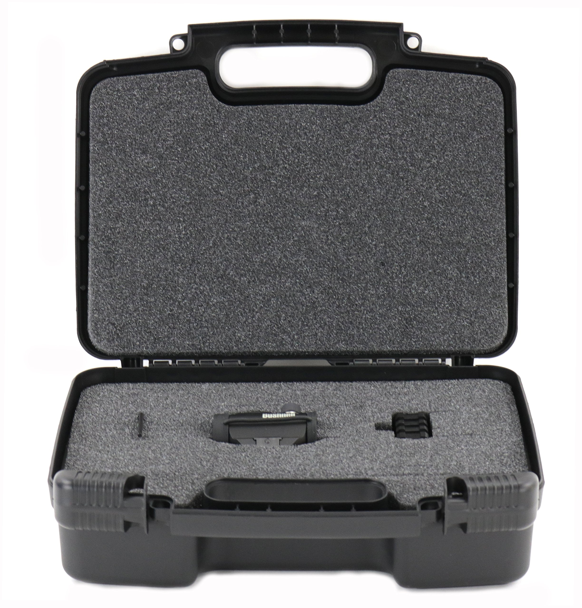 Life Made Better Storage Organizer - Compatible with UTG Med-pro Compact Riser Mount, Streamlight 69260 TLR-1 HL Weapon Mount Tactical Flashlight Durable Carrying Case - Black