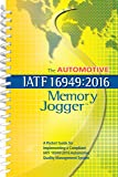 The Automotive IATF 16949:2016 Memory Jogger