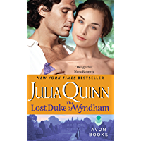 The Lost Duke of Wyndham (Two Dukes of Wyndham Book 1) (English Edition)