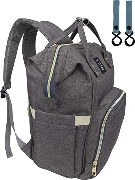 Large Capacity Oxford Fabric Backpack For Mom Baby Care Bag Diaper Nappy Bags